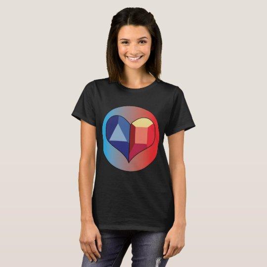 Amor de la gema camiseta