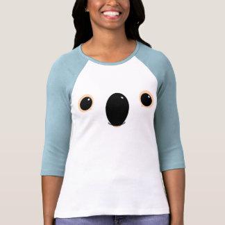 Amor de la koala camiseta