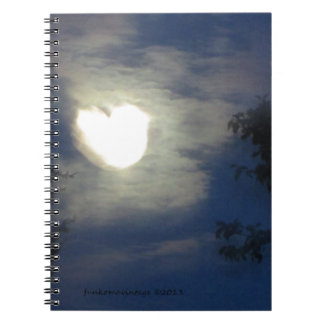 Amor de la luna cuaderno