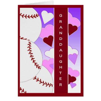 Amor de la nieta I U > que tarjeta del día de San