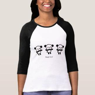 ¡Amor de la panda! Camiseta