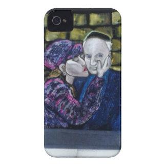 amor de la papá iPhone 4 protectores