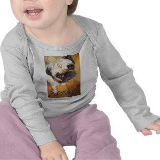 Amor de la TAZA del BARRO AMASADO para todos los Camisetas