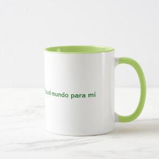 Amor de la taza mi abuela