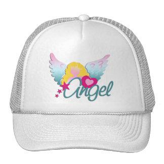 Amor de los ángeles gorras