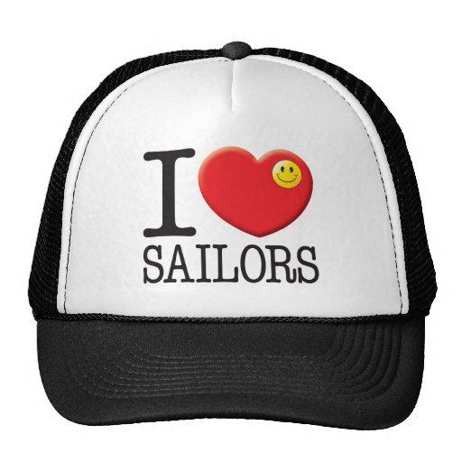 Amor de los marineros gorras