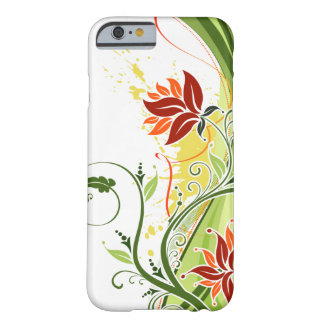 Amor de Lotus Funda Para iPhone 6 Barely There