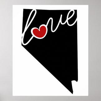 ¡Amor de Nevada!  Regalos para los amantes del Poster