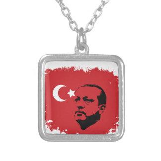 amor de Tayyip Erdogan Colgante Cuadrado