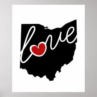 ¡Amor de Utah!  Regalos para los amantes de UT Impresiones