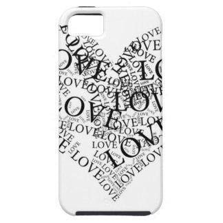 Amor del AMOR del amor iPhone 5 Case-Mate Fundas