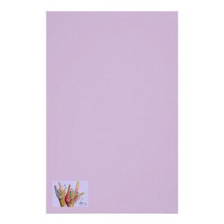 Amor del ASL I mis niños Papelería