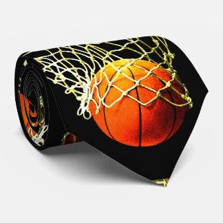 Amor del baloncesto I Corbata Personalizada