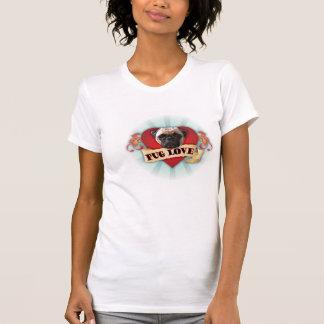 Amor del barro amasado camiseta