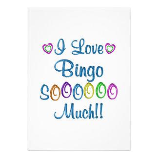 Amor del bingo tanto anuncio