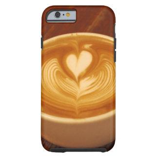 Amor del café funda de iPhone 6 tough