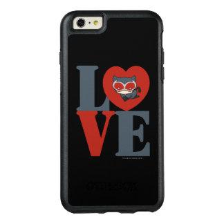 AMOR del Catwoman de Chibi Funda Otterbox Para iPhone 6/6s Plus