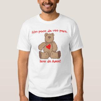 ¡Amor del EL del ¡ningún edad del tiene! Camiseta