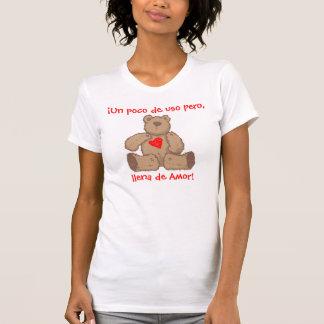 ¡Amor del EL del ¡ningún edad del tiene! Camisetas