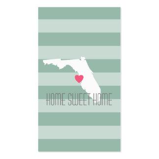 Amor del estado de origen de la Florida con el Tarjetas De Visita