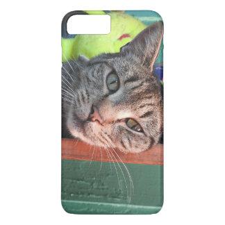 Amor del gato funda iPhone 7 plus