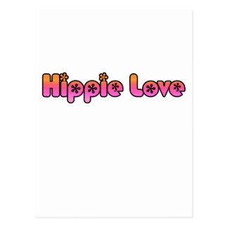 Amor del Hippie Postal