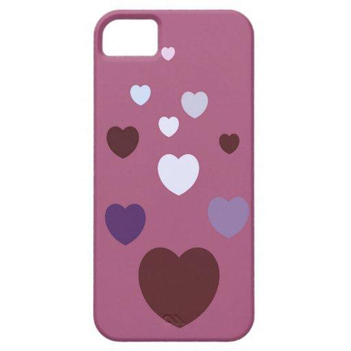 amor del iPhone iPhone 5 Carcasa