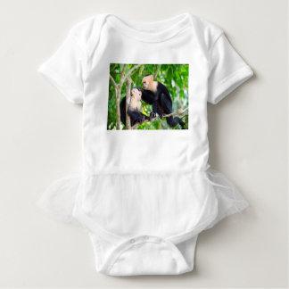 Amor del mono body para bebé