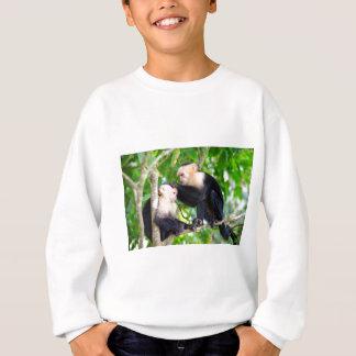 Amor del mono sudadera