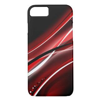 Amor del rojo funda iPhone 7