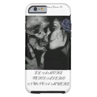 Amor del verdadero del EL Funda De iPhone 6 Tough