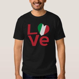 Amor en Italia Camiseta