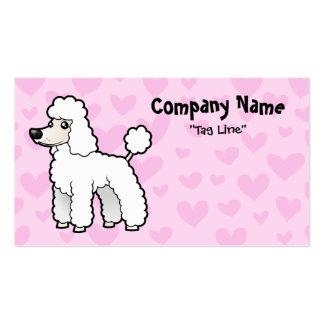 Amor estándar/de la miniatura/de juguete del canic tarjetas de visita