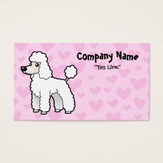 Amor estándar/de la miniatura/de juguete del tarjeta de negocios