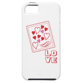 Amor iPhone 5 Case-Mate Cobertura