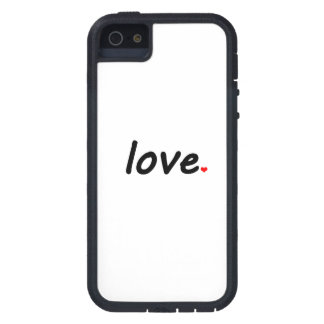 Amor iPhone 5 Protector