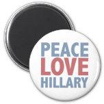 Amor Hillary de la paz Iman De Frigorífico