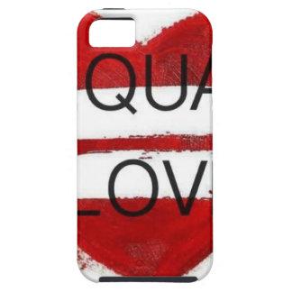 Amor Igual - amor igual iPhone 5 Case-Mate Carcasas