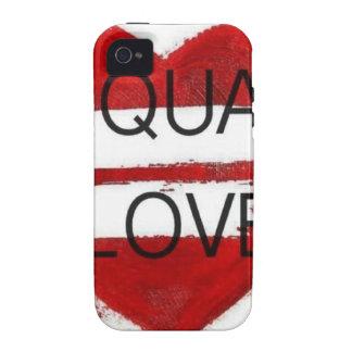 Amor Igual - amor igual Case-Mate iPhone 4 Carcasa
