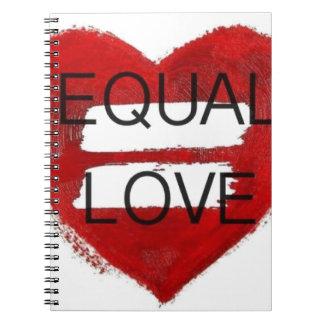 Amor Igual - amor igual Cuaderno
