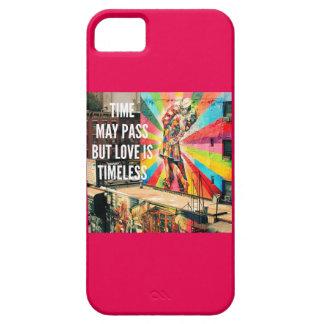 Amor intemporal iPhone 5 Case-Mate coberturas