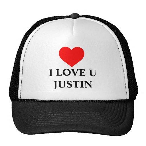 Amor Justin Gorros
