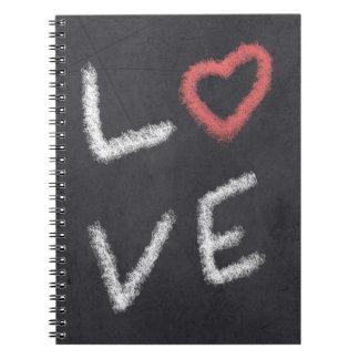 Amor Libros De Apuntes