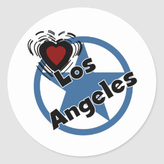 Amor Los Ángeles Etiqueta