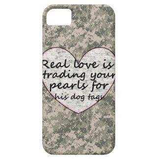 Amor militar iPhone 5 Case-Mate carcasa