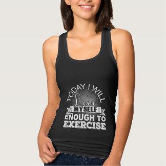 Amor mismo bastantes para hacer la motivación del camiseta con tirantes