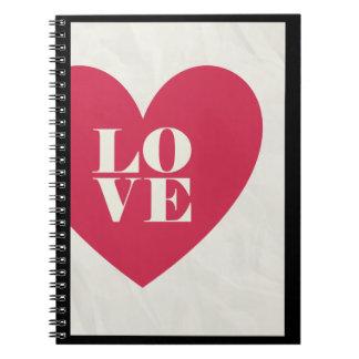 Amor moderno libreta