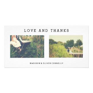 Tarjetas con tus fotos para hacer unas tarjetas más bonitas