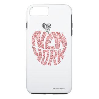 "AMOR NUEVA YORK ""LLAMO POR TELÉFONO AL CASO 6"" - FUNDA iPhone 7 PLUS"