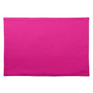 ¡Amor P22 que magenta! Color rosado Salvamanteles
